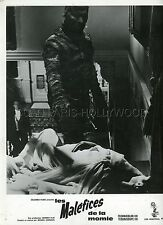 TERENCE MORGAN THE CURSE OF THE MUMMY'S TOMB 1964 PHOTO ORIGINAL #8  HAMMER