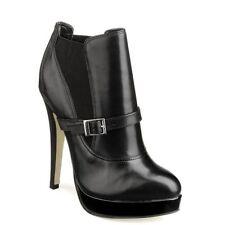 Buffalo Stiefel mit Pfennig- und Stilettoabsatz für Damen