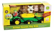 NEW Animal Sounds Hayride from Mr Toys