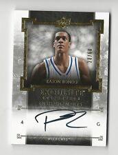 Rajon Rondo 2013-14 UD Exquisite Enshrinements Auto Card Kentucky Celtics /60