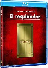 EL RESPLANDOR BLU RAY EDICION 2016 NUEVO ( SIN ABRIR ) STANLEY  KUBRICK