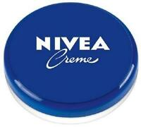 Nivea Creme 50ml Tub Handy Bag Or Travel Size Ladies Moisturiser Cream