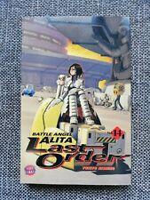 Battle Angel Alita: Last Order Taschenbuch Manga Band 14 / Alita: Battle Angel