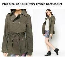 Winter Hip Length Double Breasted Coats & Jackets for Women