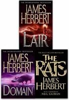James Herbert The Rats Trilogy Collection 3 Books Set Pack Paperback NEW