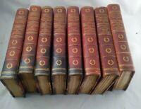 Lot 8  Rare 1902 John Fiske's Historical Writings Outlines Of Cosmic Philosophy