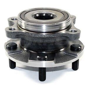 Wheel Bearing and Hub Assembly Front IAP Dura 295-13258
