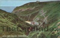 PETIT BOT BAY Petit Bot Valley Postcard GUERNSEY Guernsey Press Co. Ltd.