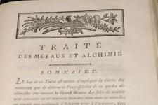 [ALCHIMIE] Oeuvres de Bernard Palissy, 1777