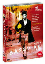 BASQUIAT (1996) - Jeffrey Wright, David Bowie DVD *NEW