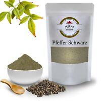 Pfeffer Schwarz gemahlen Top Qualität Hocher Pepperin Gehalt Exquisit Line