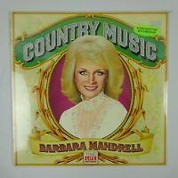 Barbara Mandrell Vinyl LP Time Life Country Music Greatests Hits new sealed
