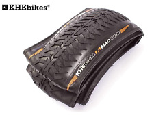 "KHE MAC 2 Dirt 20"" x 2.10"" Bicicletta BMX Freestyler Ramp Pneumatico leggero-PIEGHEVOLE"