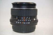 Pentax-M 1:2 35mm SMC Objektiv