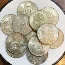 1977-1979 Mexico Silver 100 Pesos 0.643 oz Silver