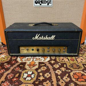 Vintage 1970 Marshall Bass 20 *RARE* JMP Small Box 20w EL84 Valve Amplifier Head