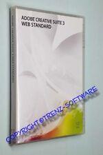 Adobe Creative Suite 3 Web Standard Windows DVD - Dreamweaver CS3 - incl. MwSt.
