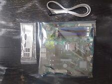 Intel mATX Motherboard Xeon E3-1230 Quad-core 8-thread CPU Combo