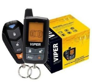 VIPER 5305V 2 WAY SECURITY/REMOTE START SYSTEM