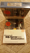 Microsoft SQL Server 2000, SKU 228-00683, 5 CAL, Full Retail, Sealed Box
