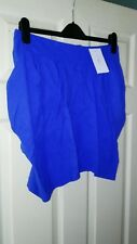 BNWT Womens Blue Tulip Skirt. Size 10.