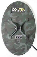 "Coiltek 17x11-inch ""Elite"" Elliptical Camo Mono Searchcoil - Free Shipping"