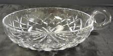 Crystal Oversized Nappy Serving Bowl * Lismore Pattern