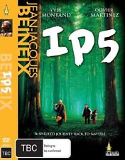 Ip5 (DVD, 2011) // subtitles // category stickers on sleeve