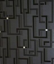Glänzende Geometrische moderne Tapeten