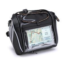 Motorcycle Kappa Racer Range Soft Luggage GPS Holder Carrier Case RA305R
