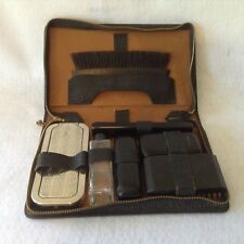 "Men's Vintage Grooming Kit, includes a ""Rolls Razor"""