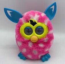 Furby Boom Hasbro Pink & White Polka Dots 2012 Electronic Pet
