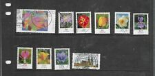 Germany 2003-2011. Selection Of 10. Fine Used. As Per Scan
