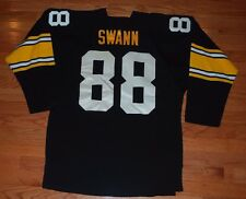 Vintage 1970's Lynn Swann Pittsburgh Steelers Durene Sand Knit Jersey-#88