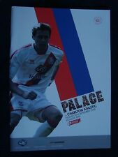 Crystal Palace V Charlton Athletic-temporada 2008/09 (campeonato)