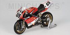 1:12 Minichamps Ducati 998 RS G. Nannelli World Superbike WSB 2004 MEGA RARE NEW