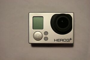 GoPro Hero3+ Camera With SP-Gadget Accessory Pack and Case