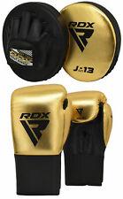 RDX Kids Boxing Pads Training Gloves Junior MMA Focus Mitts Muay Thai Kickboxing