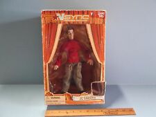 "NSYNC Collectible Marionette J.C. Chasez 10""in Figure    ""Box has a few tears"""