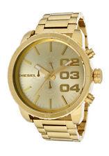*BRAND NEW* Diesel Men's Gold-Tone Analog Watch DZ4268