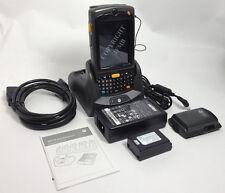 NEW Symbol Motorola MC75A0 MC75A MC75 1D 2D Barcode Scanner +Charge/USB Sync Kit