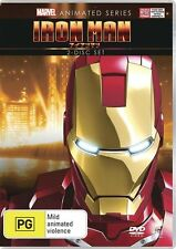 Marvel Anime: Ironman - The Complete Series NEW R4 DVD