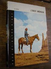 l'ouest américain /J.C. Berrier /  pays et gités d'art