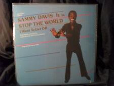 """Sammy Davis Jr. in """"Stop The World"""" / Original Cast Album 1978"""