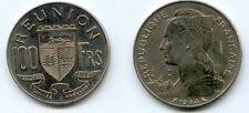 Gertbrolen Ile de La Réunion   ESSAI  Nickel 100 Francs 1964 Exemplaire Numéro 3