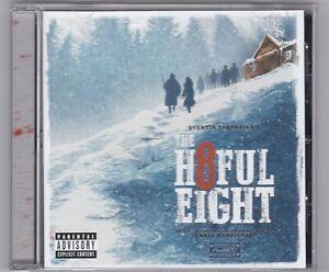 Ennio Morricone - The Hateful Eight (CD, Original Soundtrack)