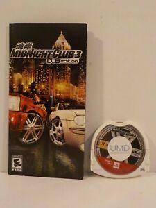 Midnight Club 3 Dub Edition (Sony PSP, 2005)