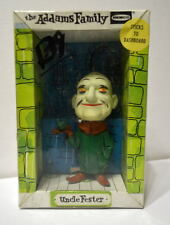 Remco UNCLE FESTER ADDAMS DOLL w ORIGINAL BOX Filmways ADDAMS FAMILY RARE 1964