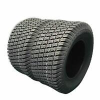 Pair 22x11-10 4PR P332 ATV Tires Tubeless Rim width: 8.5in(215.9mm)
