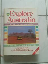 Explore Australia: The Complete Touring Companion by Penguin Books Australia (P…